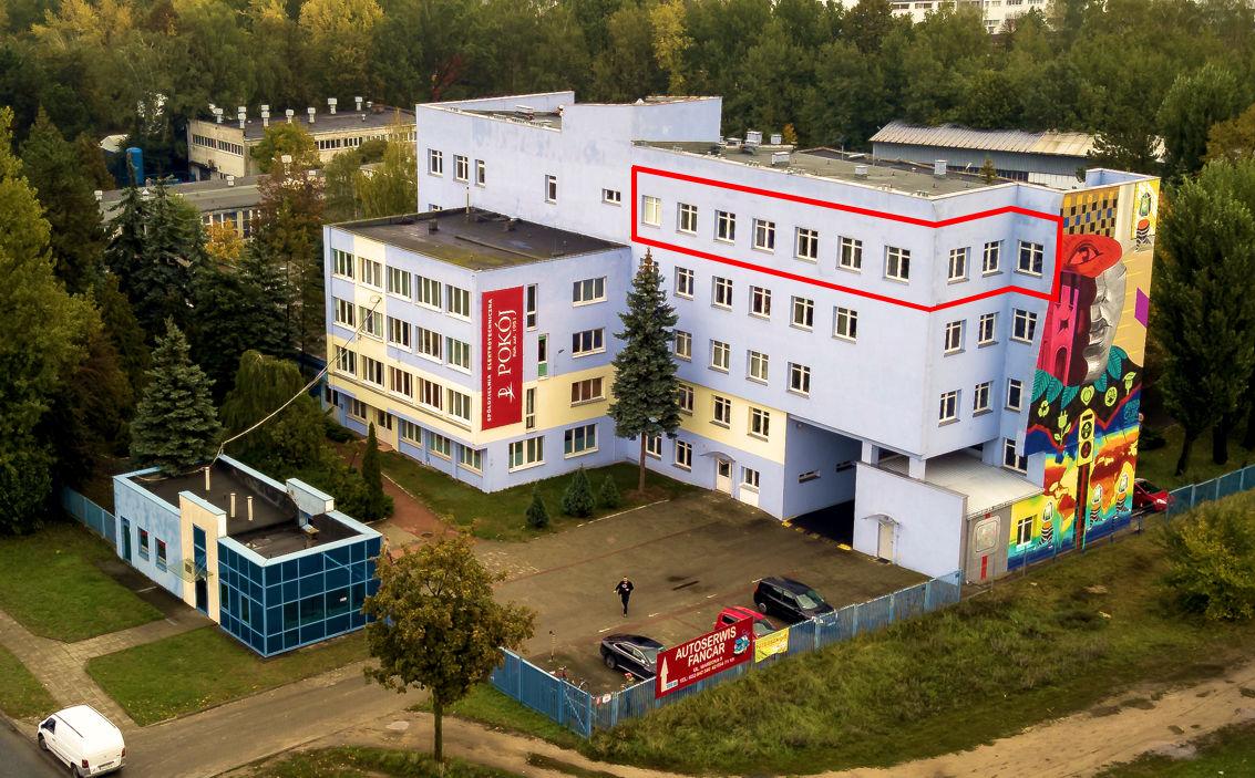 498 m2 - POKÓJ S.E.