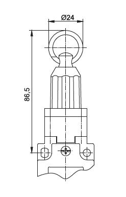 PSBM1K99 wymiary - POKÓJ S.E.