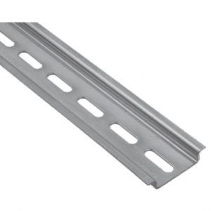TS35-7,5/AL-P listwa aluminiowa perforowana - POKÓJ S.E.