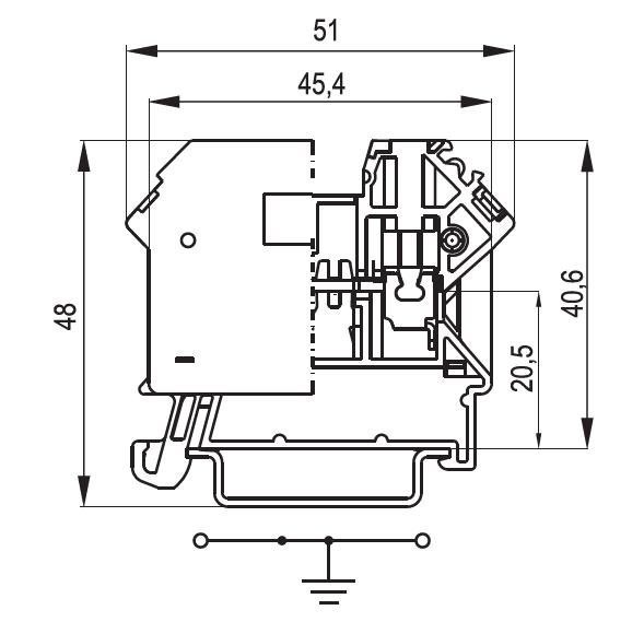 ZUG-2,5PE wymiary - POKÓJ S.E.